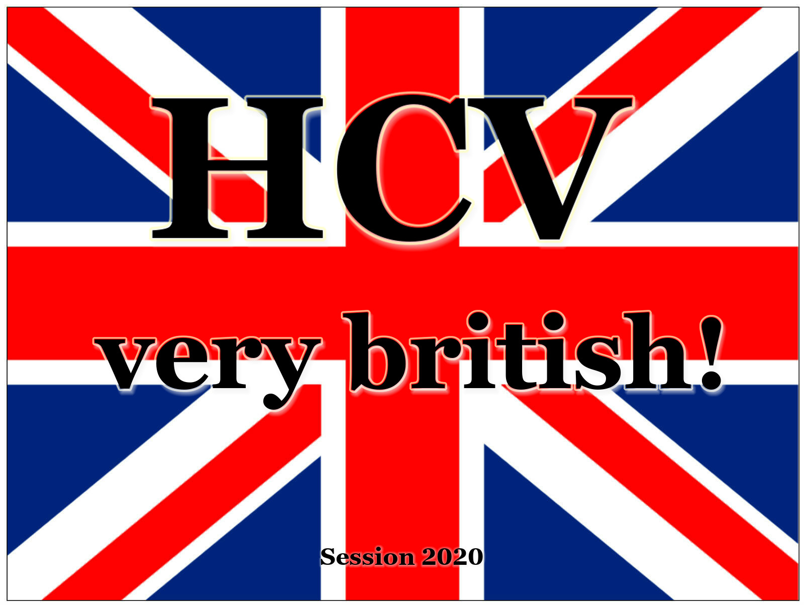 HCV - very british!